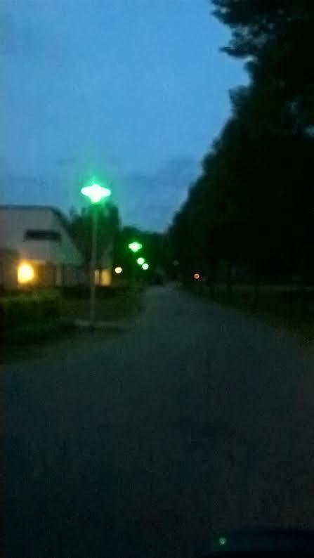 Green Street Lighting Low Voltage 12V E27 24V E27 LED Bulbs
