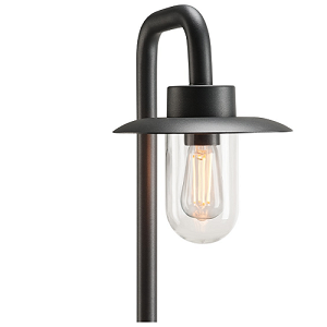 LED ExterieurVerlichting MOLAT POLE E27 LED Lamp ODF LEDLighting