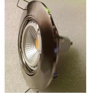 LED Inbouwspot lichtbron ledspot vervangen vervangbaar 220v 230v inbouwen c01 LED dimmen