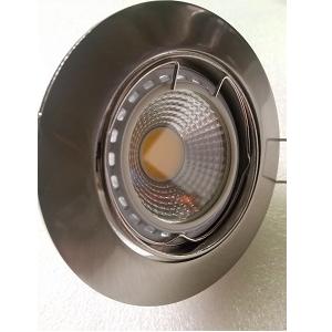 LED Inbouwspot lichtbron ledspot vervangen vervangbaar 220v 230v inbouwen c1 LED dimmen dimbaar ODF