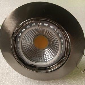 LED Inbouwspot vervangbare Lichtbron spot vervangen vervangbaar 220v 230v
