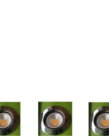 LED Inbouwverlichtingspot dimmenmet vervangbare LED Spots vervangen vervangbare LED Spot inbouwen inbouwplafond LED inbouwen inbouwverlichting lampen ODF 230v 220volt spanning 3000kelvin warm wit