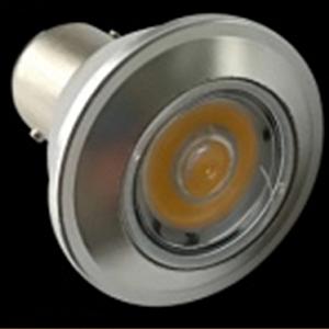 12v ba15d s25 bajonet led lamp d35mm h37mm