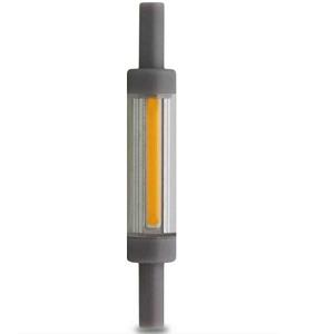 R7S78 78mm LED buis lamp, buislicht 110volt dimmen 2700kelvin
